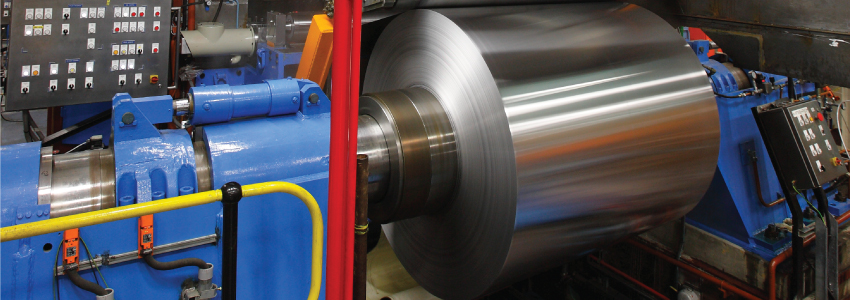 Foil   Aluminium Rolled Products   Hulamin, South Africa