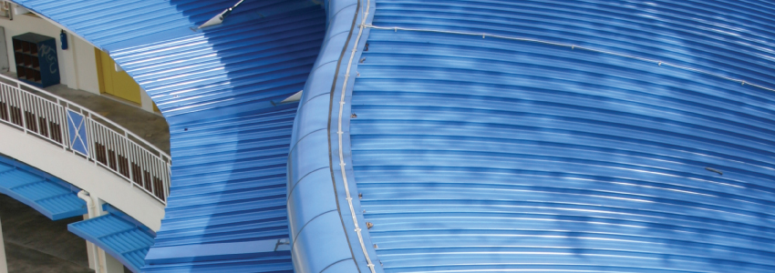Painted & Coated Roofs | Aluminium Rolled Products | Hulamin