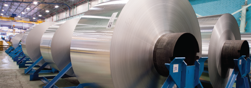 Aluminium Rolled Products & Solutions